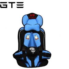 gte baby child kid safety car seat car cushion blue lazada malaysia