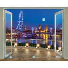 wall murals next day delivery wall murals from worldstores walltastic london skyline wallpaper mural
