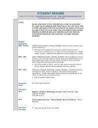 sle resume for students with no experience decent resume with no experience sales no experience lewesmr