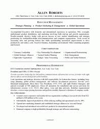 Example Of Resume Experience by Example Of Resumes 10 Resume Cv