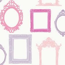 wallcovering pink u0026 purple book fancy frames wallpaper ys9340