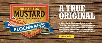 plochman s mustard kankakee county happy holidays from plochman s mustard and the