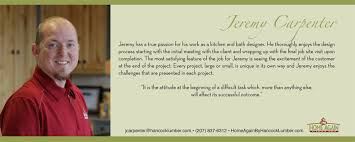 designer bios hancock lumber maine kitchen designers