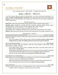 Technical Skills Resume Examples Chef Skills Resume Pdf Chef Resume Template Summary Skills Chef
