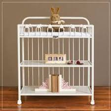 Bratt Decor Changing Table The Hton Single Dresser Has A Hide Away Changing Space For Baby