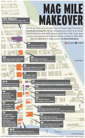 State Street Shopping Chicago Map by Mag Mile Makeover In Other News Crain U0027s Chicago Business