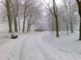 panoramio photo of hyde park leeds in winter