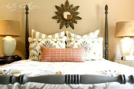 queen bed pillows appealing pillow arrangement ideas contemporary simple design home