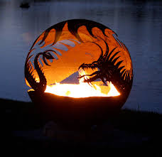 Cool Firepits Pendragon S Hearth Pit Sphere The Pit Gallery