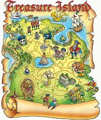 treasure map treasure map jigsaw puzzle puzzlewarehouse com