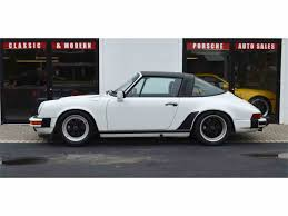 porsche 911 3 2 for sale 1989 porsche 911 3 2 targa for sale classiccars com cc