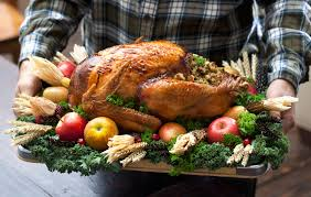 the average cost of a thanksgiving grocery list is 69 01