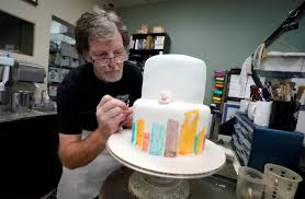 cake maker lawyer argues the cake baker is an artist then ruth bader