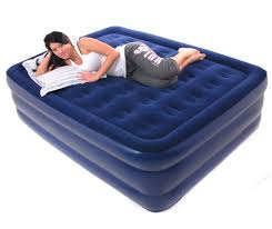 queen size inflatable bed on bed frame queen new queen size bed