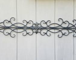 Iron Wrought Wall Decor Wrought Iron Wall Art Metal Wall Art Large Metal Wall Art