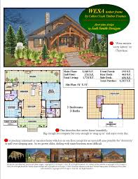 Timber Floor Plan by Floor Plans