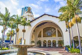 san diego usa june 11 famous union station on june 11 2012