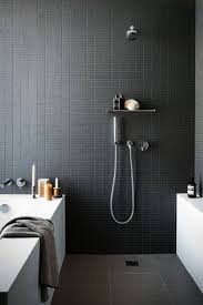 dark bathroom ideas articles with dark gray tile in small bathroom tag dark bathroom
