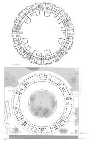 285 best circular spaces images on pinterest floor plans