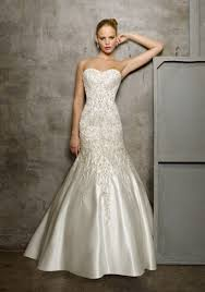 morilee bridal crystal beaded embroidery combined with venice lace