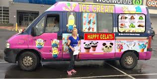 truck van ice cream van melbourne wyndham hoppers crossing melton brimbank