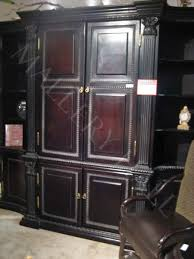 Entertainment Center Armoire Old World Entertainment Center Armoire Bookcase Tv Yourstore A