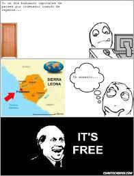 It S Free Meme - la ciudad preferida de it s free