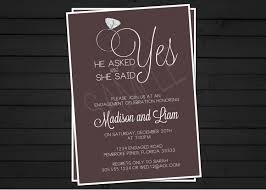 party invitations outstanding engagement party invites ideas