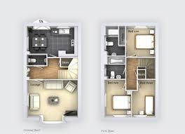 one bloor floor plans 3 bedroom semi detached house for sale in sorrel drive bridgwater
