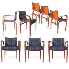 modern franzolini ginotta armchairs enrico franzolini knoll