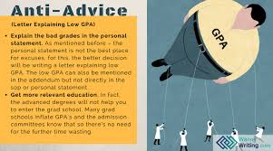 gpa explanation letter 3 tips to explain all waiver writing