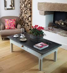 Slate Top Coffee Table Stylish Slate Coffee Table Home Furniture And Decor