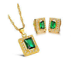 gold plated necklace wholesale images The new 18k gold plated jewelry wholesale diamond jpg
