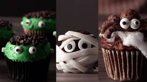 3 halloween cupcakes your party needs southern living youtube
