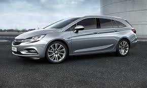 Opel Astra Sports Tourer Nowoczesne Kombi Opel Polska