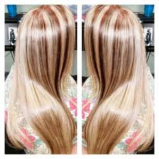 highlight lowlight hair pictures platinum blonde hair with red lowlights golden blonde highlights