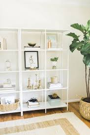 Office Shelf Decorating Ideas Best 25 Glass Shelves Ikea Ideas On Pinterest Ikea Bathroom