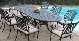 Aluminum Patio Tables Sale Furniture Cast Patio Furniture Amiable Cast Aluminum Patio