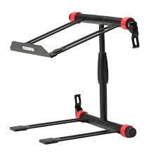 Adjustable Mobile Rolling Laptop Desk by Magma Vektor Premium Portable Laptop Stand Designed For