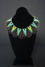 bead lace necklace images 44 best drops of zulu beading from kwa zulu natal images on jpg