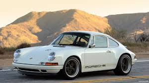 Porsche 911 White - singer porsche 911 white front hd wallpaper 32