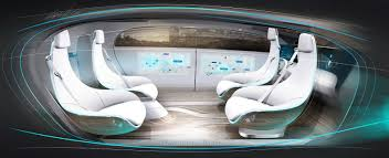 mercedes benz f015 luxury in motion interior design render car
