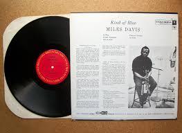 sinister vinyl collection miles davis u2013 kind of blue 1959