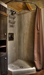 corrugated metal sliding door these would look so cool at our
