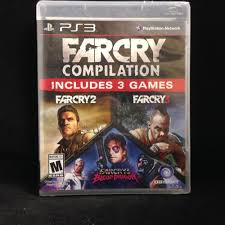 Mature Compilation - far cry compilation sony playstation 3 brand new region free