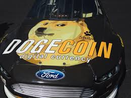 Doge Car Meme - here she is the 98 dogecoin car rolling into inspection mic