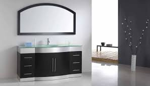 Modern White Bathroom Vanity by Small Double Sink Vanity Sink Cabinet Dramatic Momentous Beloved