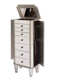 jewelry armoire amazing jewelry armoire with mirror best design
