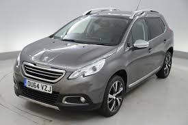 peugeot 2008 2015 used peugeot 2008 cars for sale motors co uk