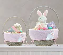 easter baskets for sale the best pottery barn kids easter baskets decor on sale candie